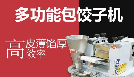 120型全自动多功能饺子机