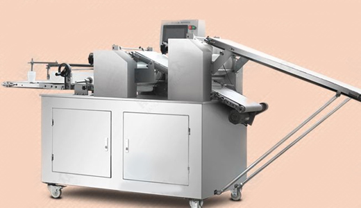 YC-09B型三段压面酥饼机
