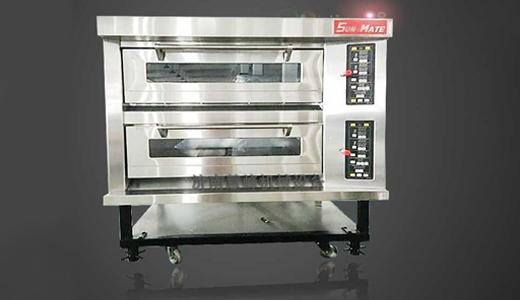 SEC-2Y两层四盘电烤炉