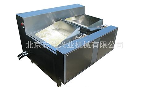 志伟机械双槽连续式清洗机