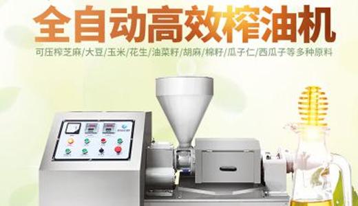 XZ-Z508-3全自动高效榨油机