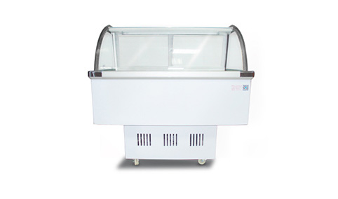 东贝硬冰激凌展示冷藏柜