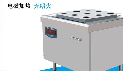 FN电磁蒸包炉