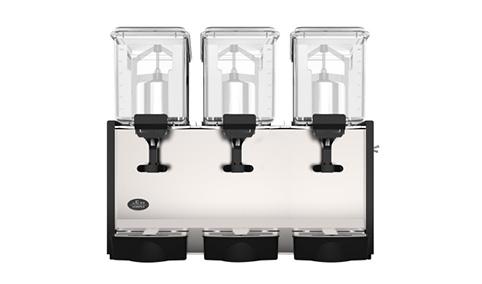 东贝三缸自助冷饮果汁机