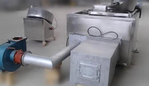 ZL-1000燃煤半自动油炸机