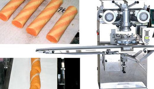 诚淘ST-168全自动月饼成型机