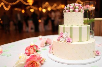 薇的婚礼蛋糕