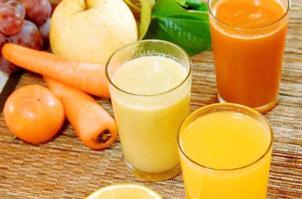 加氧果蔬饮品