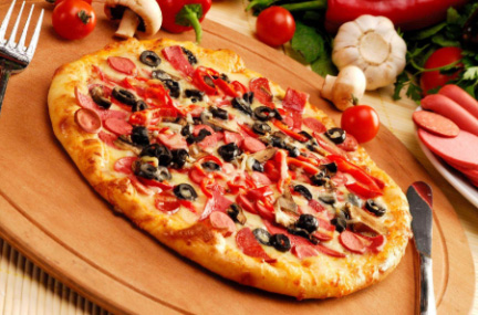 乐萨客披萨