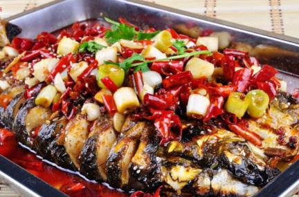渔江情缘烤鱼