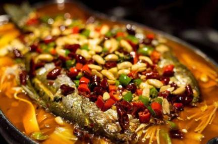 300℃烤鱼