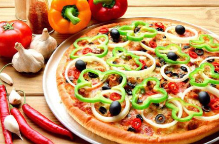 肯必胜披萨