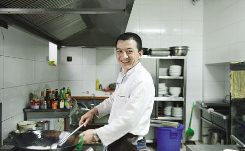一位成功转型做老板的厨师的经验心得