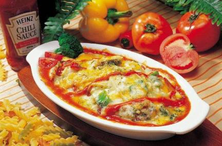 比奇雅韩式比萨炸鸡