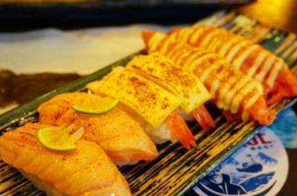 吉兆手握寿司