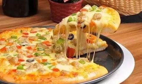 喜哒哒尖叫披萨