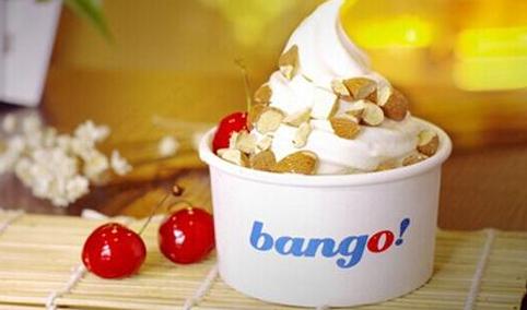 bango冰淇淋