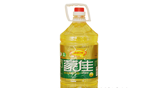 蒙佳一级大豆油5L