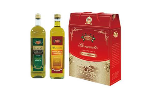 庄园风情橄榄油礼盒