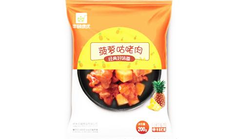丰颐菠萝咕咾肉200g