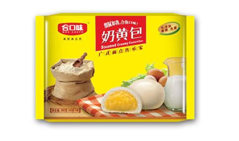 奶黄包360g-合口味