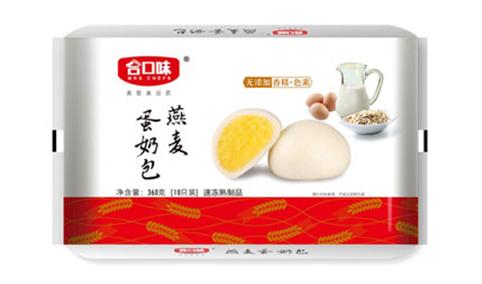 燕麦蛋奶包360g-合口味