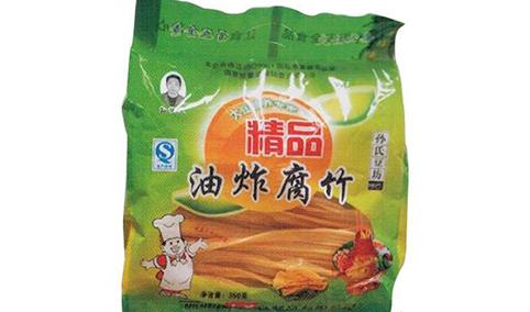 孙氏精品油炸腐竹350g