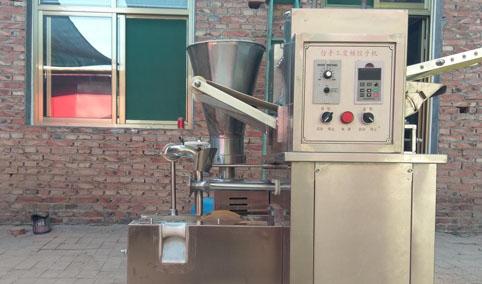 新型数控饺子机