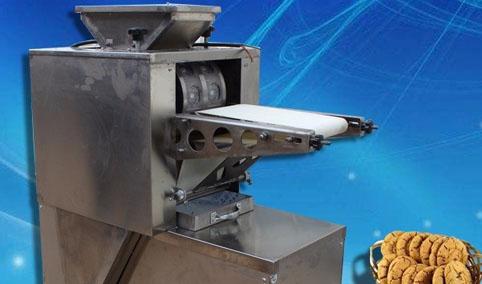 自动桃酥饼干机