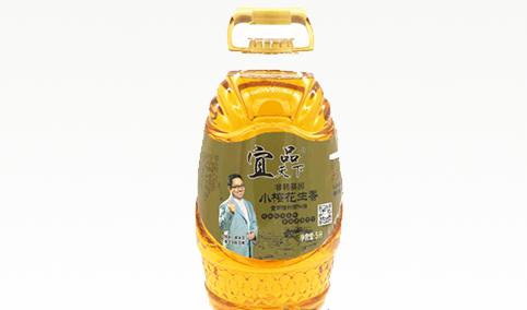 小榨花生香食用植物调和油