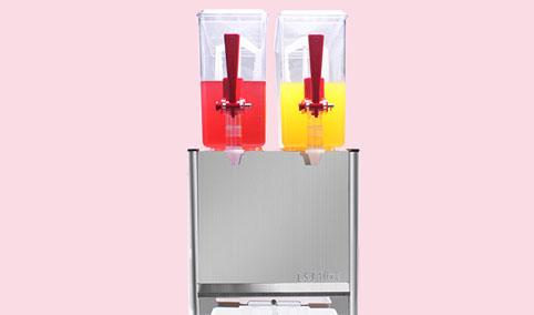 双缸商用搅拌饮料机