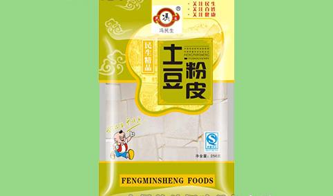 民生精品土豆粉皮