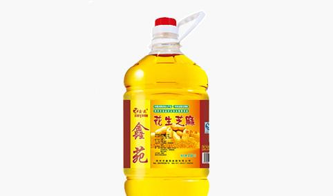 鑫苑食用调和油