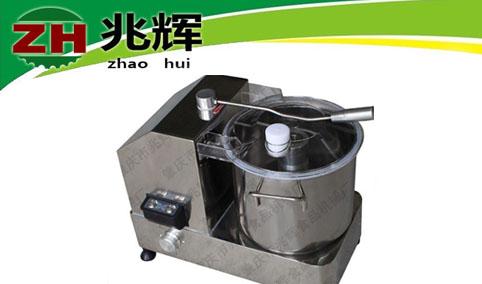 小型桶式蔬菜切碎机