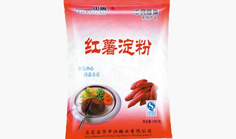 中奥红薯淀粉