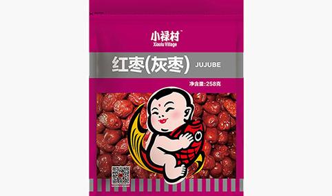 红枣(灰枣)258g-小禄村
