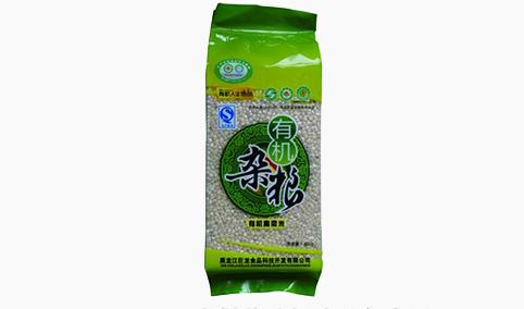 有机高粱米(绿袋米砖)