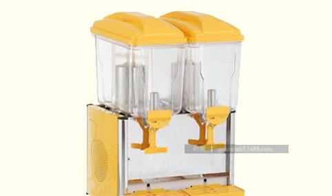 18LX2双缸冷饮机
