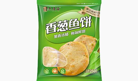 老德头香葱鱼饼250g