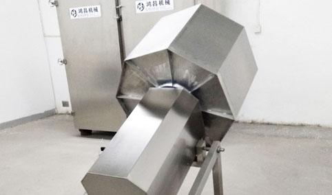 节能型八角拌粉设备