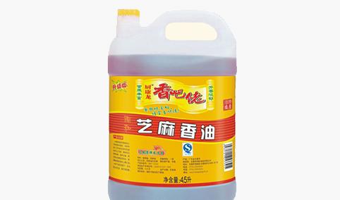 香吧佬芝麻油-4.5L