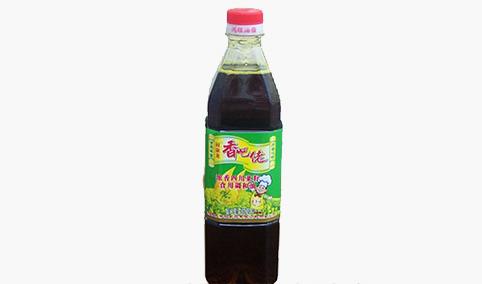 香吧佬菜籽油-750ml