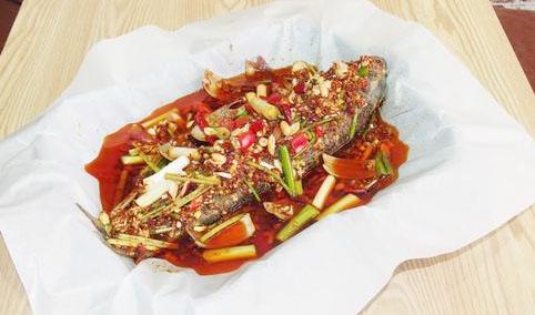 重庆纸上烤鱼提高班