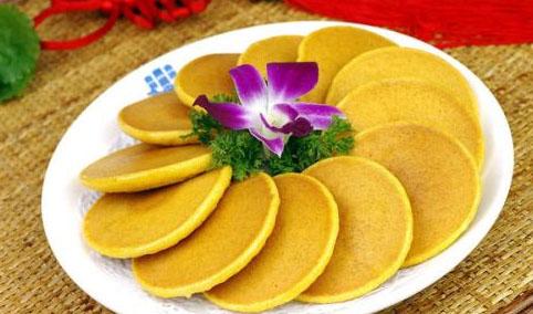 玉米饼制作培训