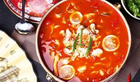 重庆特色番茄鱼培训
