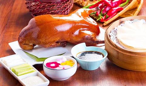 唐人美食北京烤鸭培训