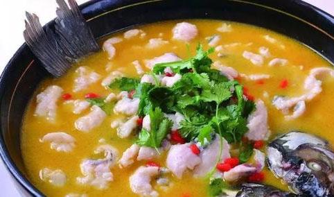 贵州凯里酸汤鱼培训