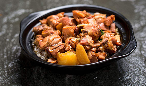 天津黄焖鸡米饭培训