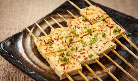 贵阳铁板香豆腐培训