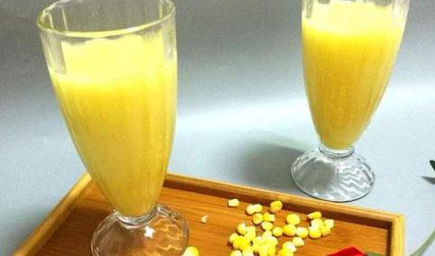 广州黄金玉米汁培训班